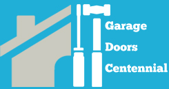 Garage Door Centennial Logo